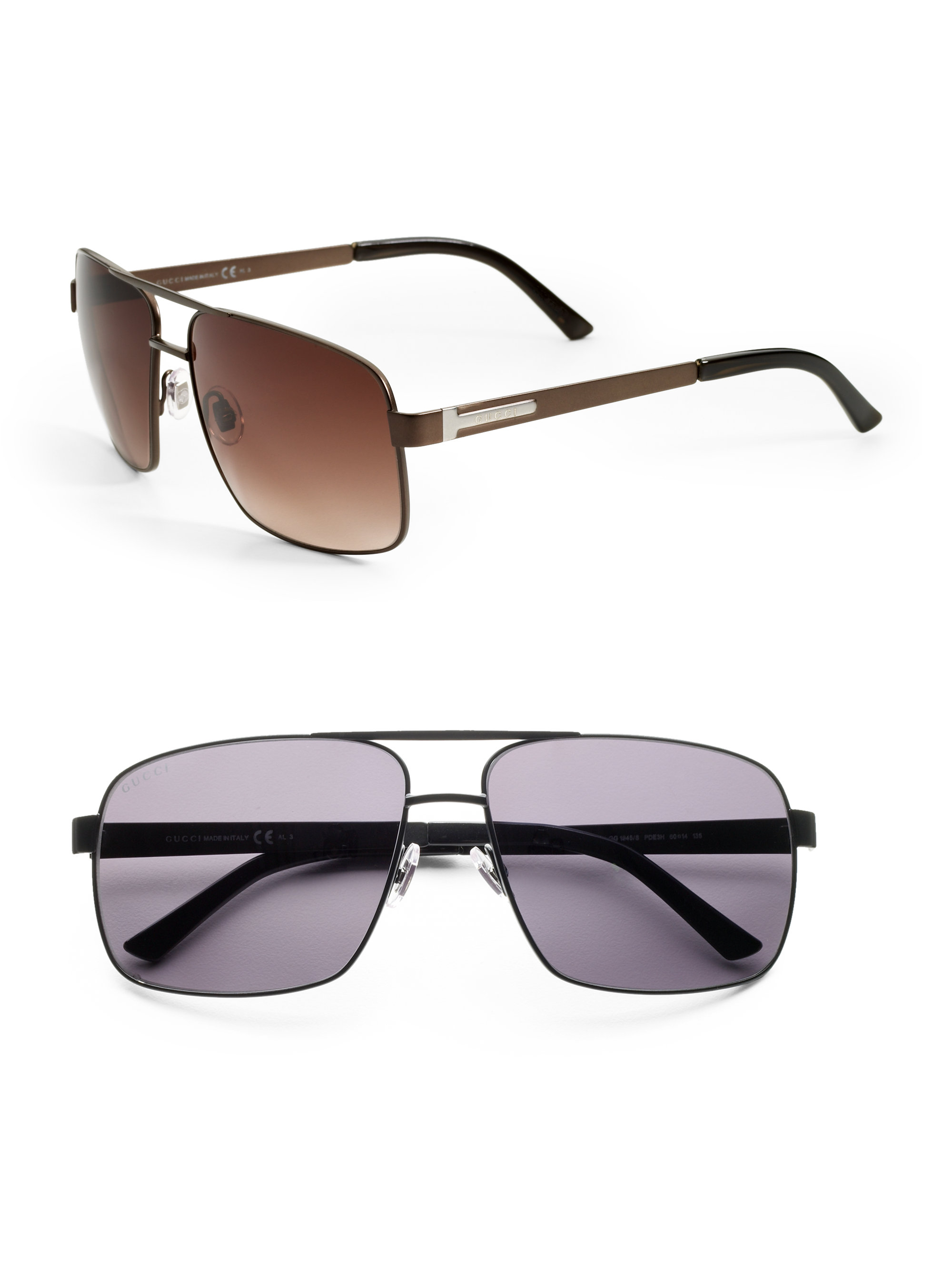 4559e769bf7 Gucci Wayfarer Sunglasses Men