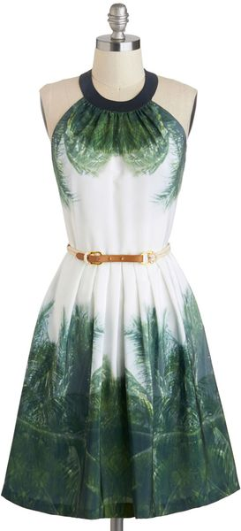 ModCloth Cabana Cotillion Dress - Lyst