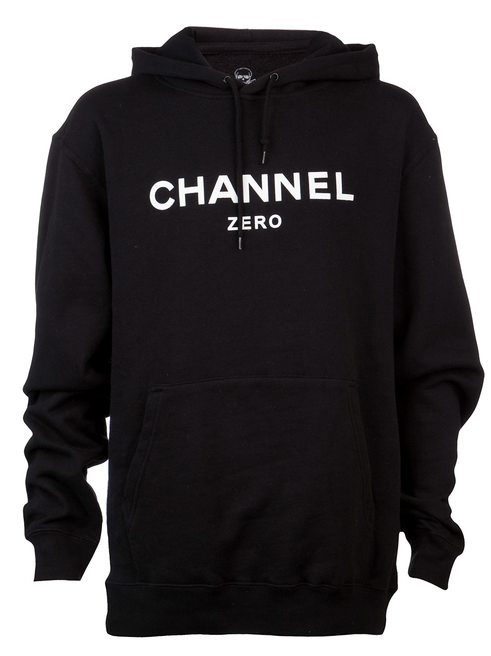 lyst ssur channel zero hoodie in black for men