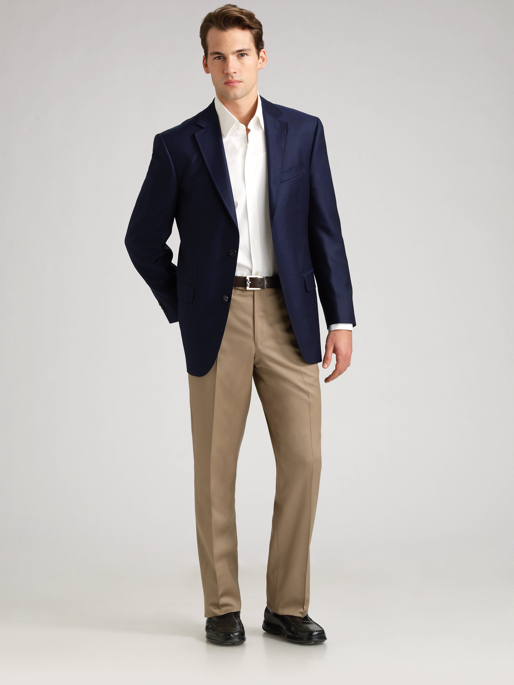 Navy Mens Blazer