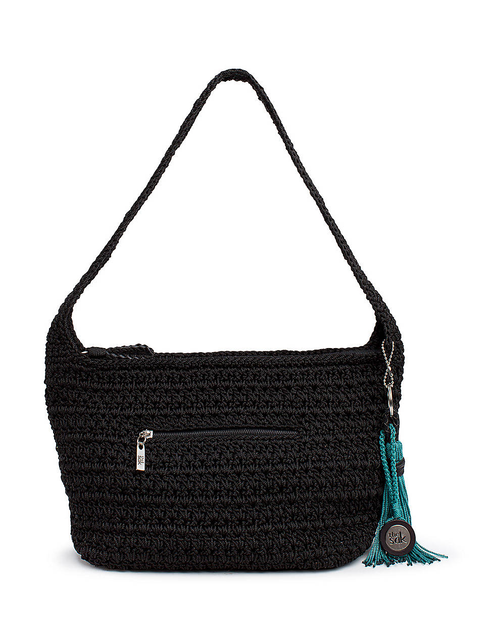 The Sak Bags Crochet : The Sak Casual Classics Crochet Hobo Bag in Black Lyst
