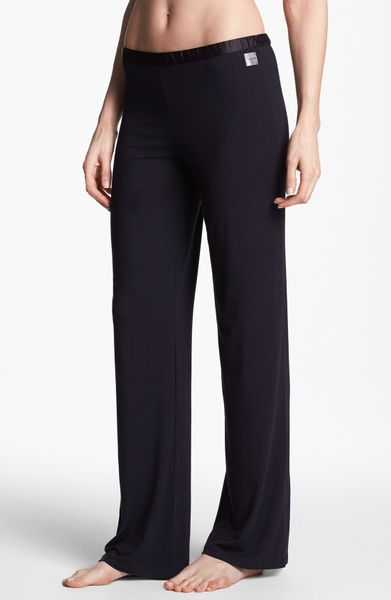 Original Calvin Klein Women39s Essential Satin Pajama Pant At Amazon Womens
