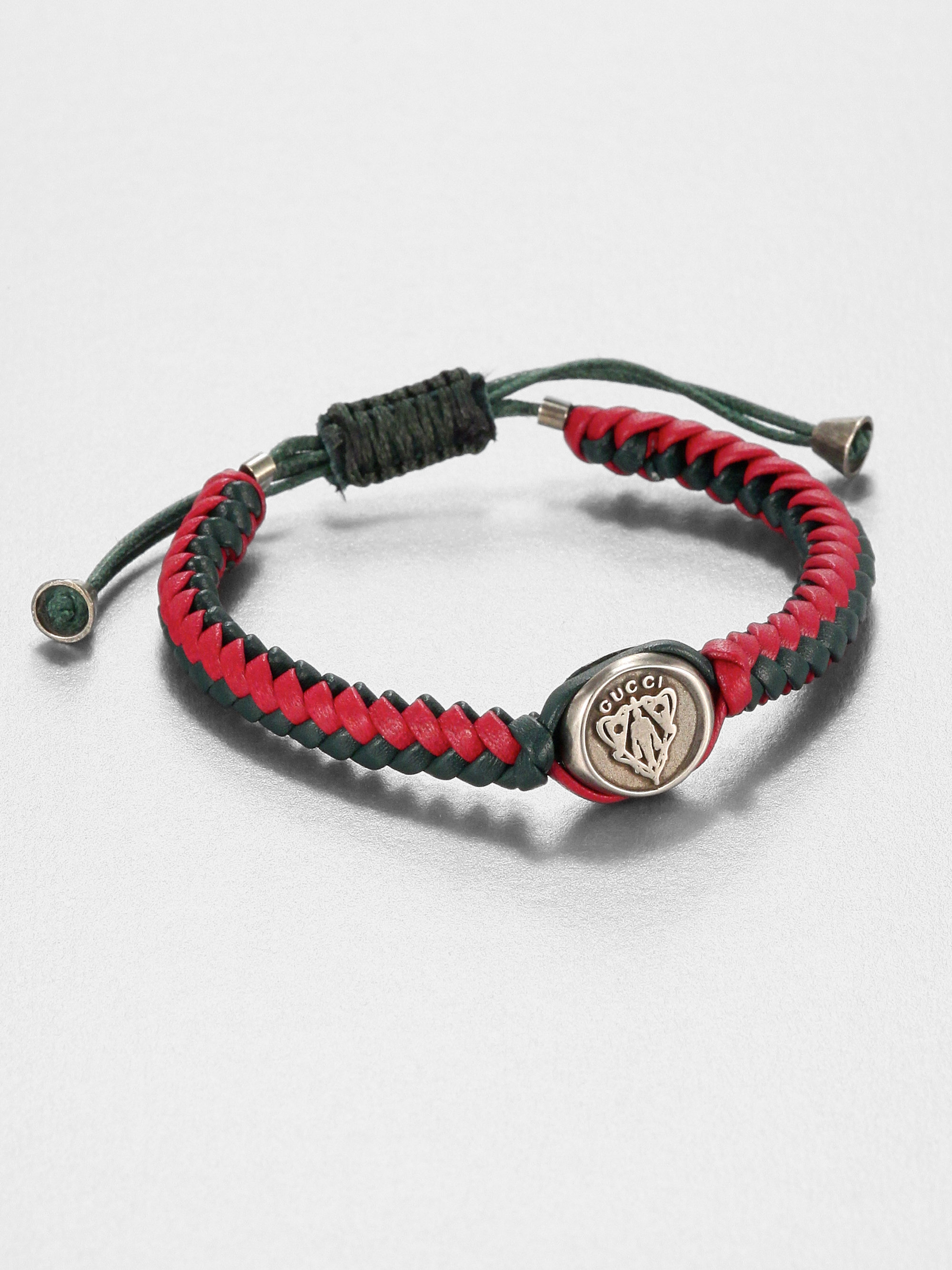 Gallery Previously Sold At Saks Fifth Avenue Men S Woven Bracelets