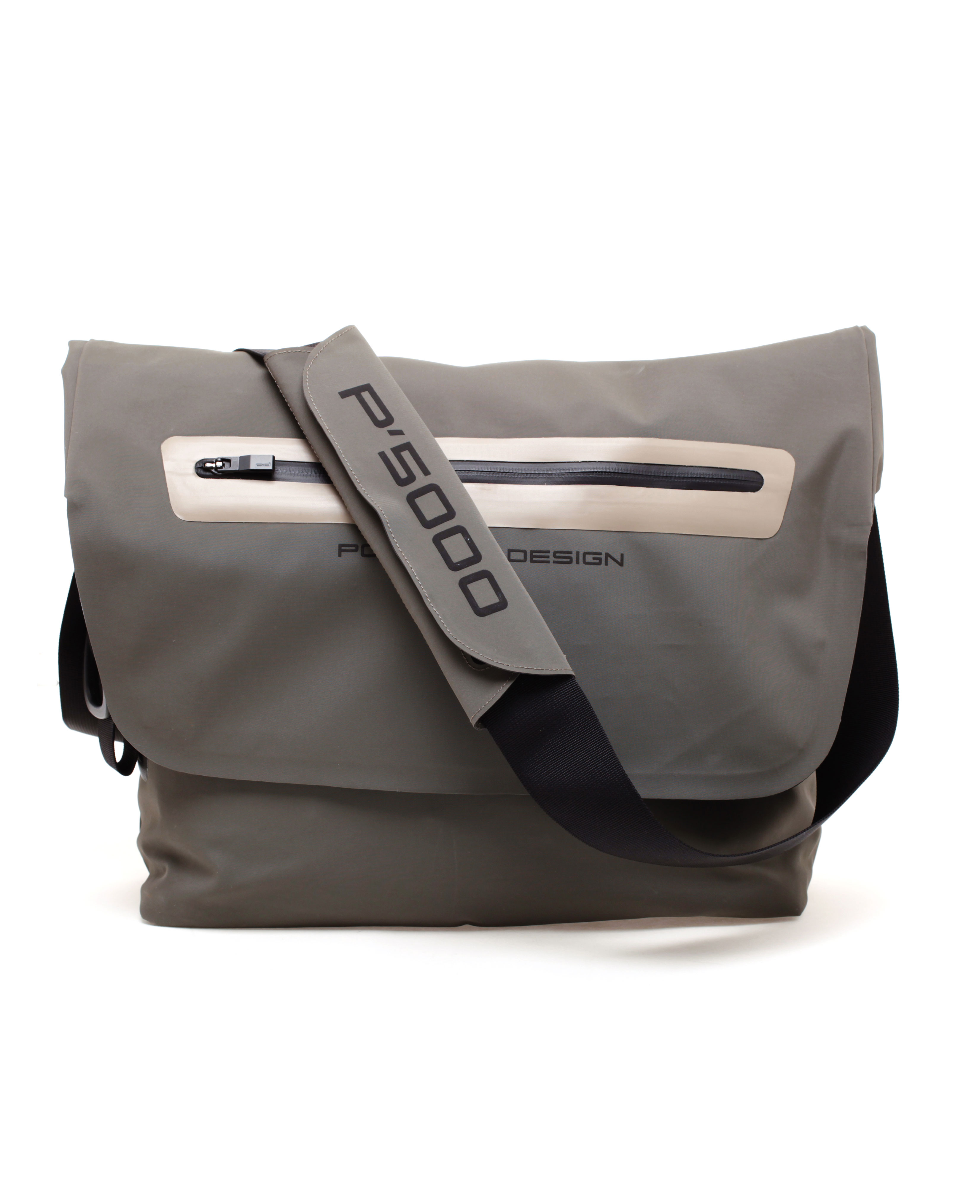 6f801a3d53b Porsche Design Navigator Messenger Bag in Gray for Men - Lyst