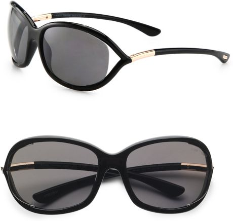 tom ford jennifer 61mm polarized oval sunglasses in black. Cars Review. Best American Auto & Cars Review