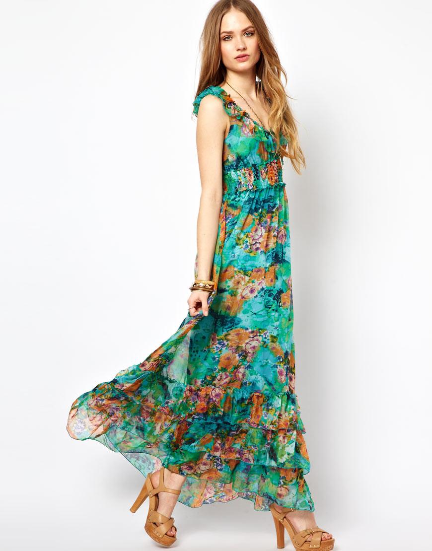 DRESSES - Long dresses Traffic People sfMufz