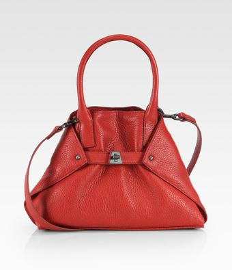 Akris Ai Mini Top Handle Bag - Lyst