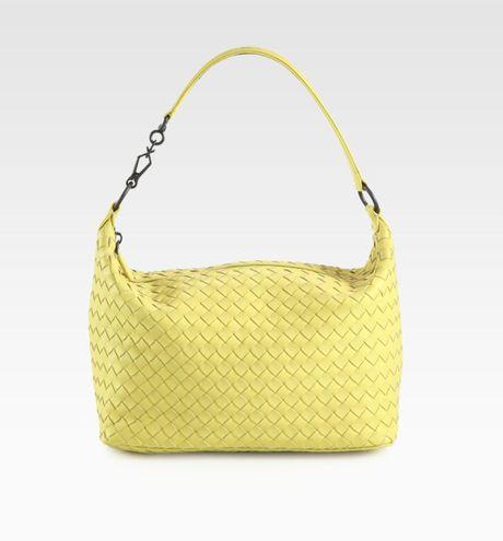 Bottega Veneta Woven Leather Mini Shoulder Bag 49