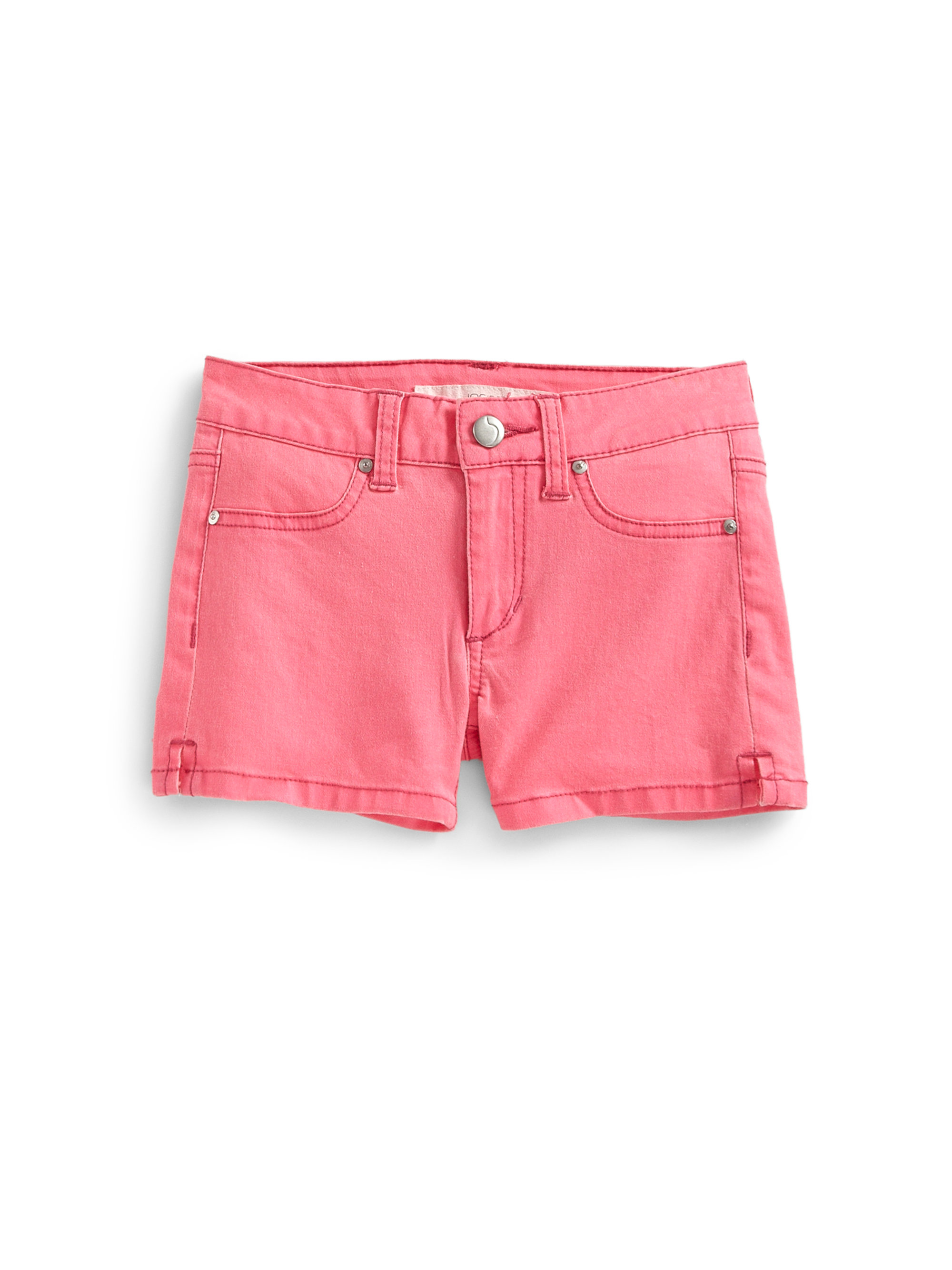 Joeu0026#39;s jeans Girls Denim Shorts in Pink | Lyst