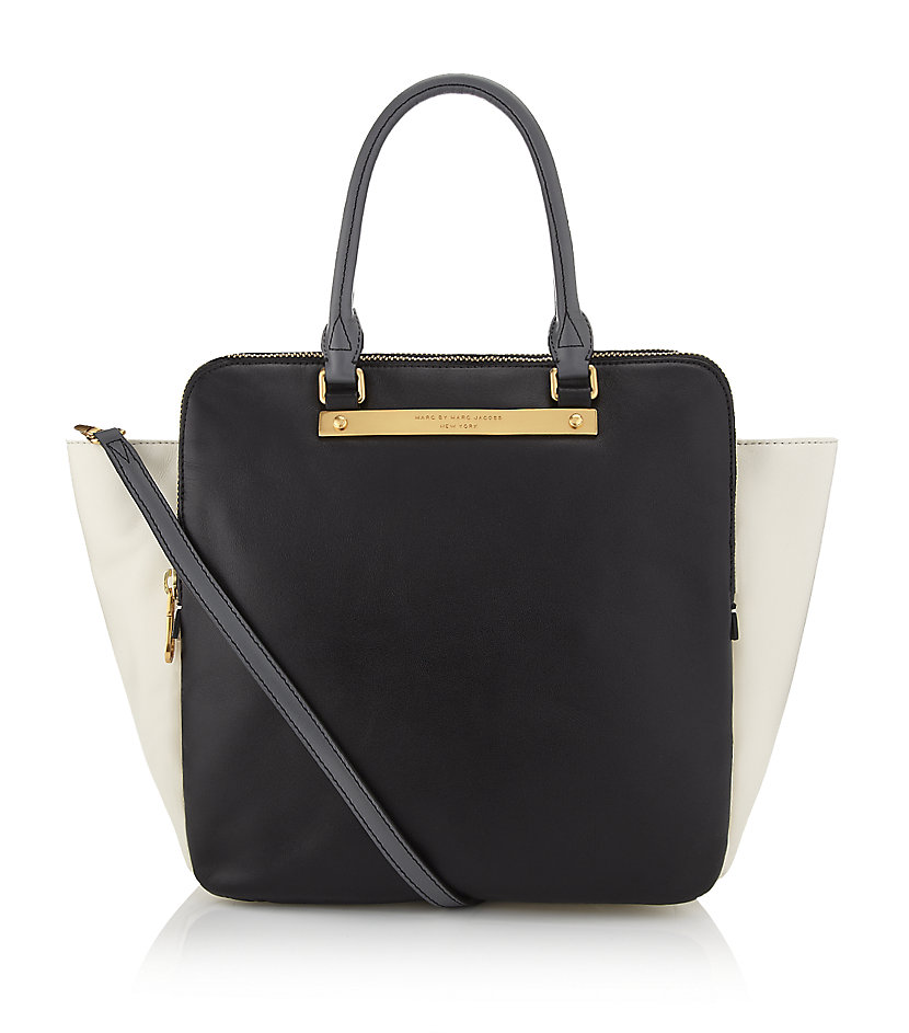 Marc By Marc Jacobs Goodbye Columbus Bentley Bag In Black