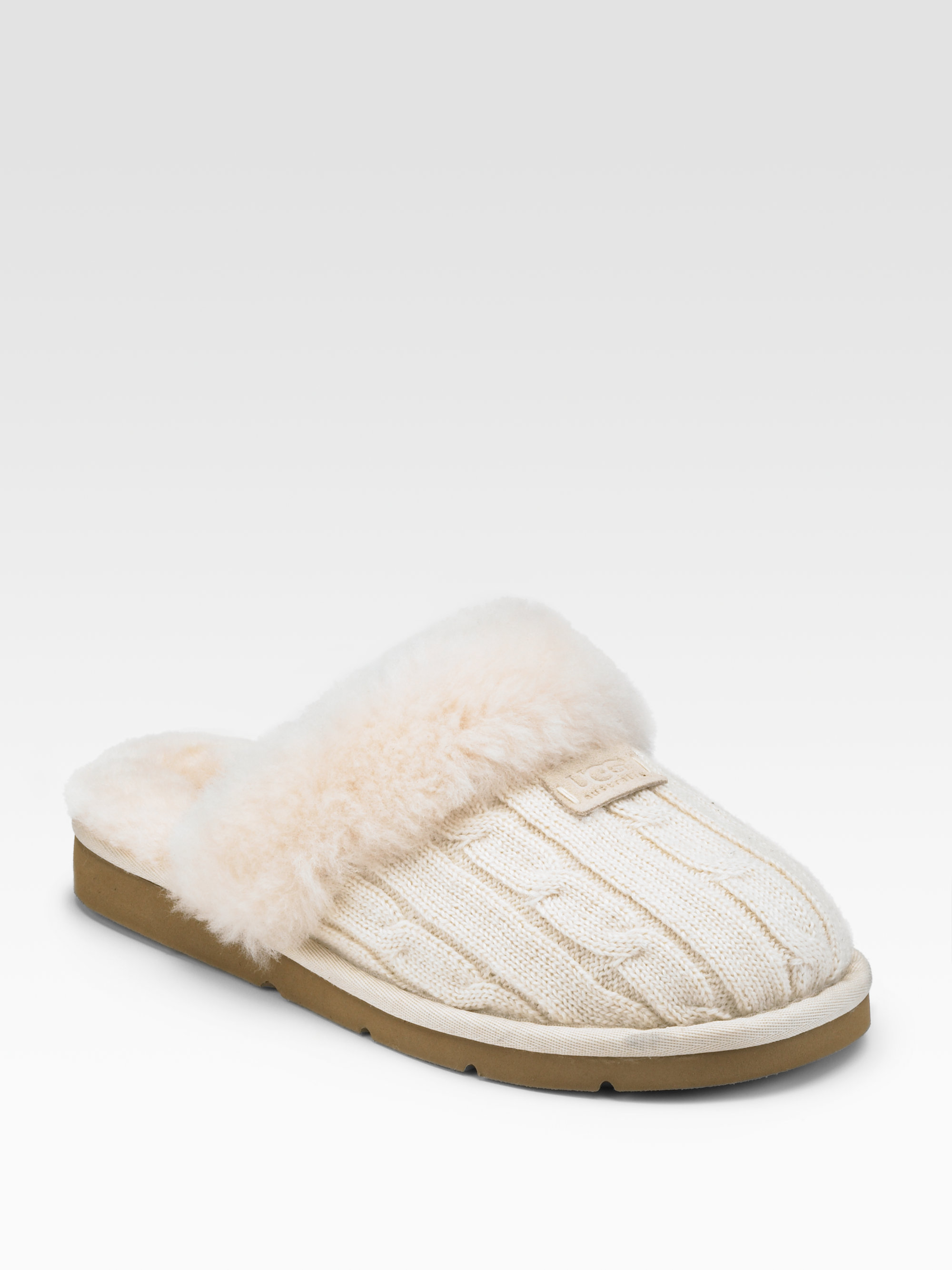 UGG Woolly slippers EFGene
