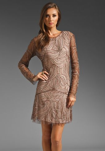 Antik Batik Lora Dress in Nude - Lyst