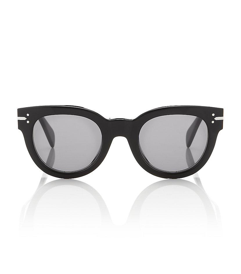 705408cf7433d Céline New Butterfly Sunglasses in Gray - Lyst