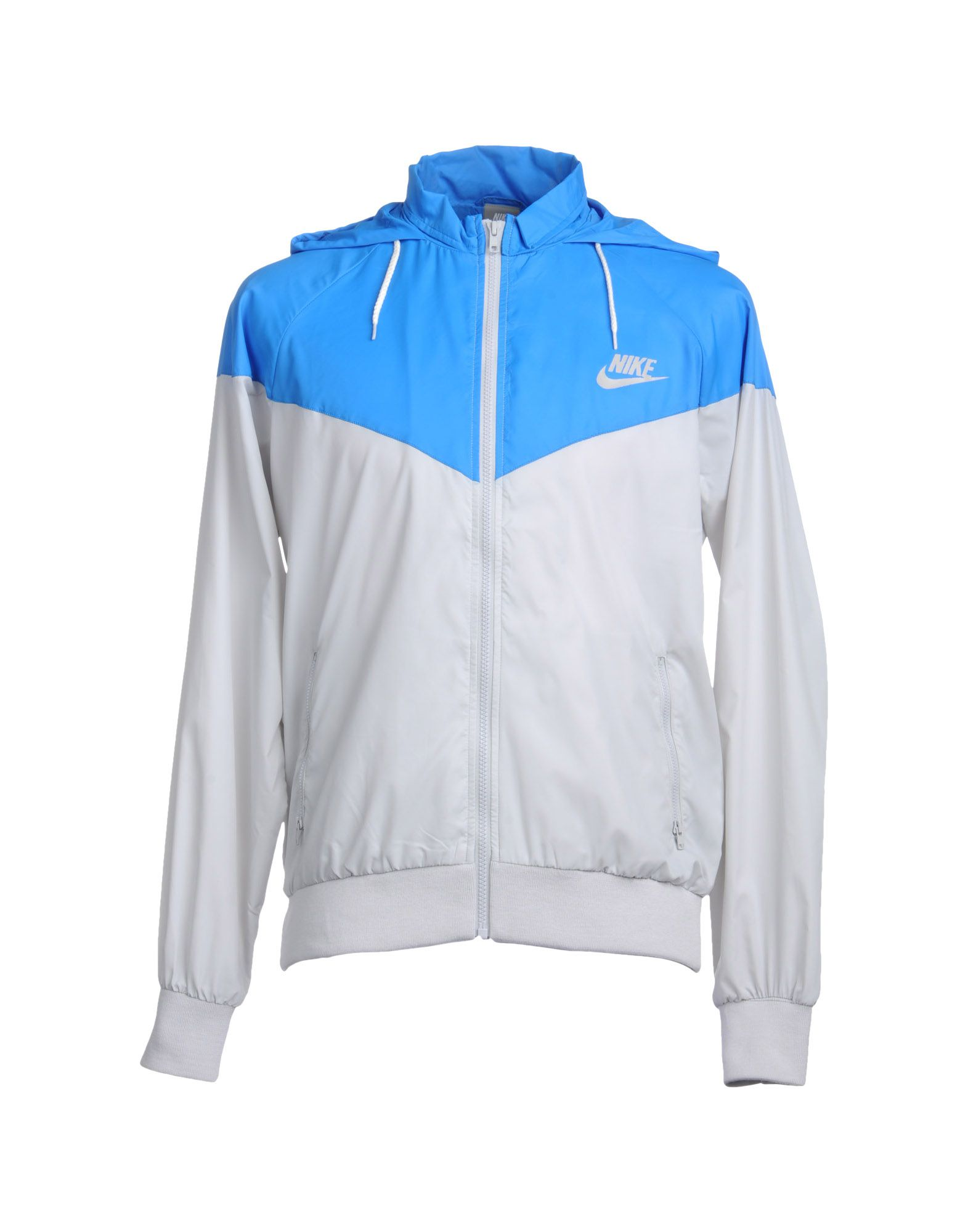 Nike Jacket In Blue For Men Lyst