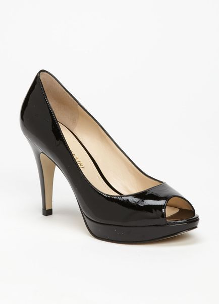 Enzo Angiolini Demario Pump Nordstrom Exclusive in Black (black patent)