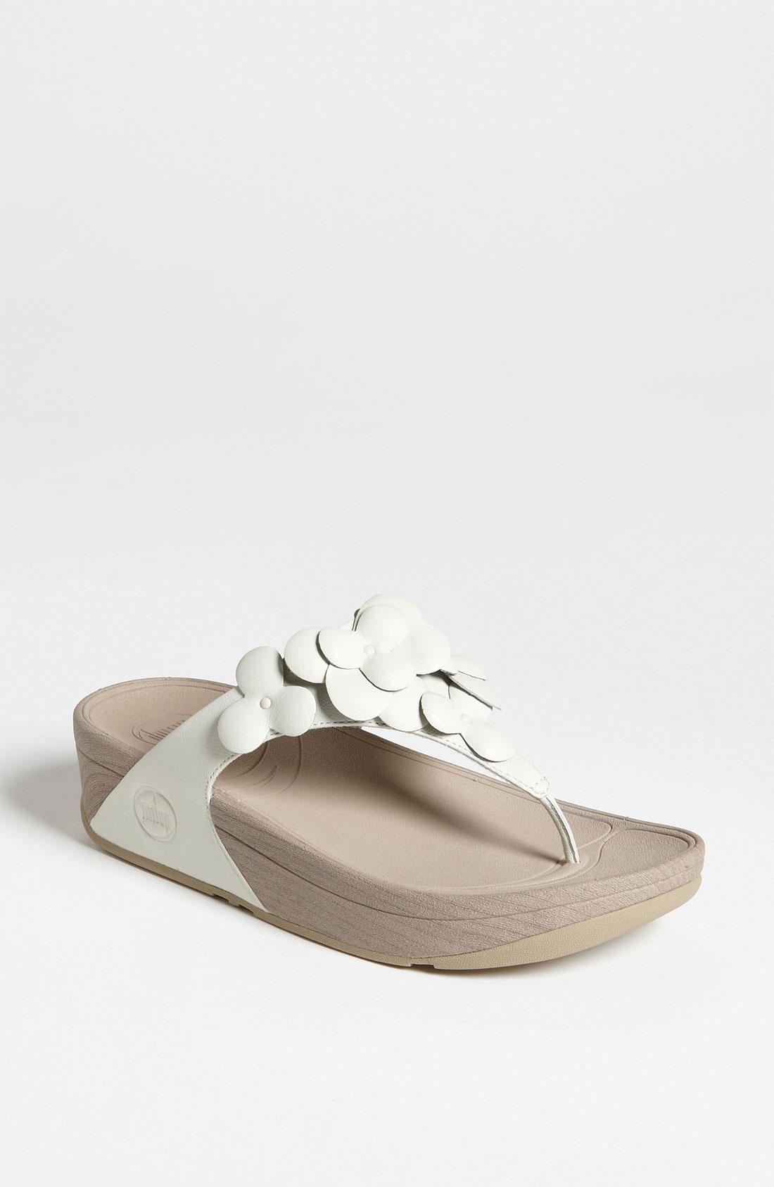3bdc100f338d Fitflop Lunetta Sandals Urban White