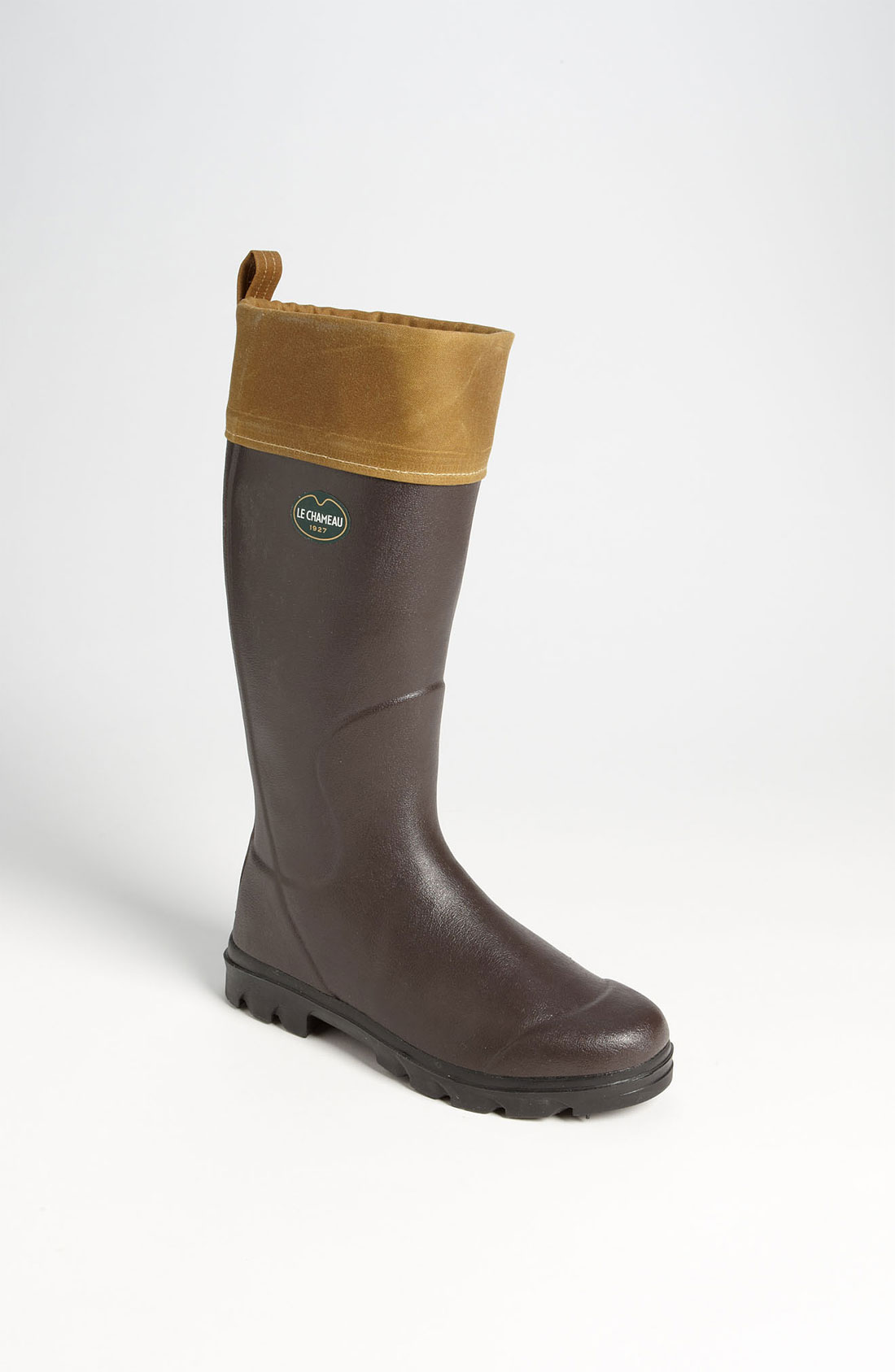 Le Chameau Filson Anjou Rain Boot In Brown For Men Lyst
