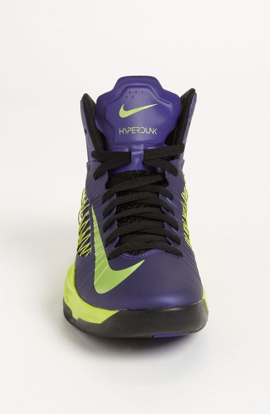 Nike basketball shoes hyperdunk 2013 purple