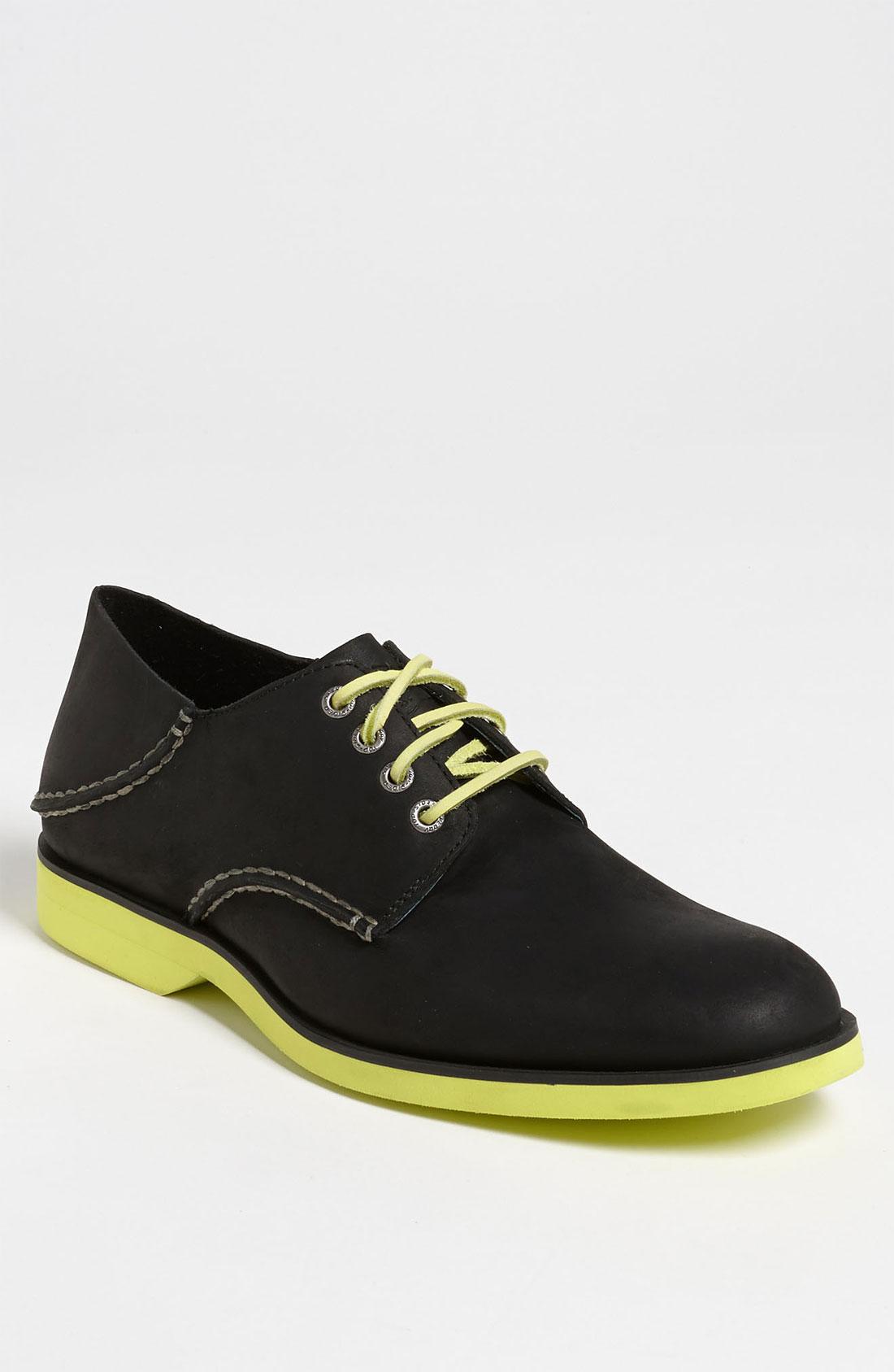 sperry top sider boat ox buck shoe in black for black