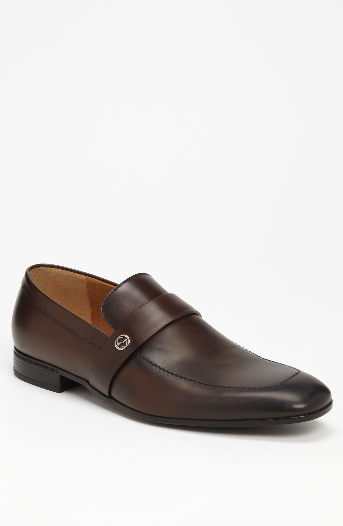 Gucci Dynamics Loafer in Brown for Men (rodeo)