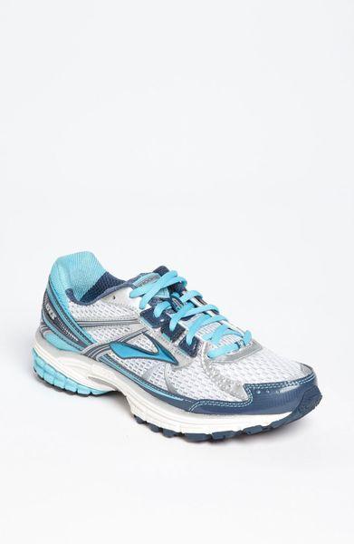 Brooks Adrenaline Gts 13 Running Shoe Women in Blue (denim/ white