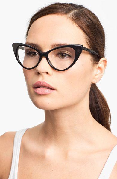 Prada Cat Eye Optical Glasses