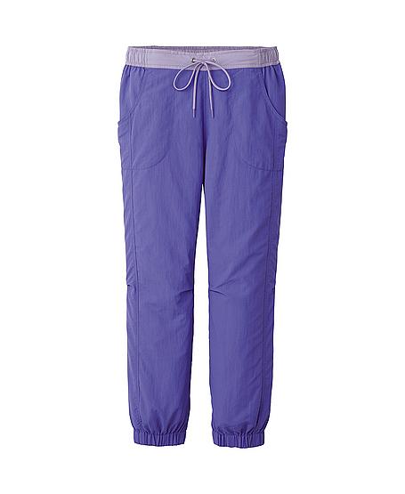 Fantastic Uniqlo Womenu0026#39;s Draped Wide Leg Cropped Pants In Beige   Lyst