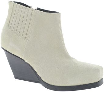 Cheap Monday Angle Heeled Boot - Lyst