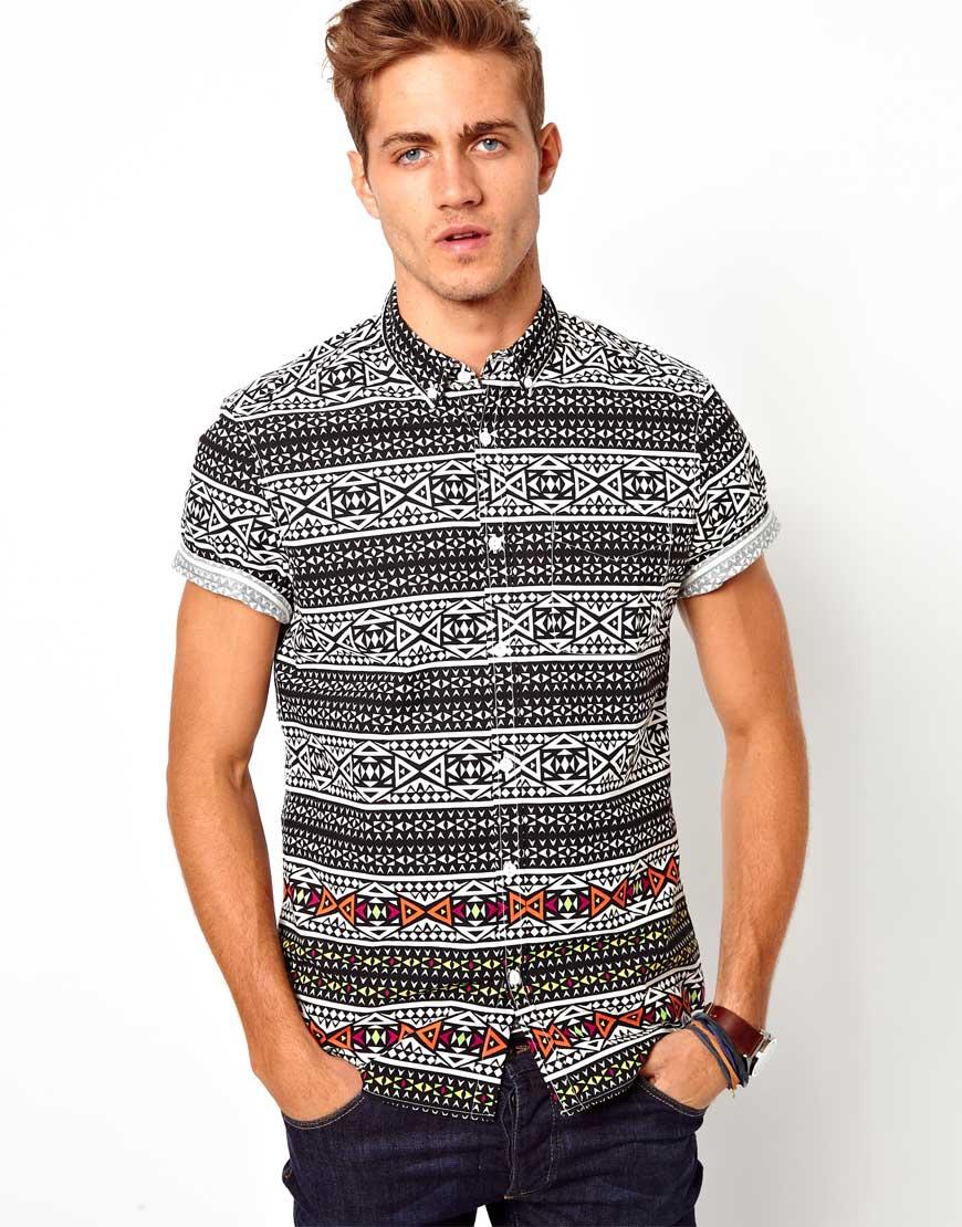 dbca9967 Where Can I Get Tribal Print Shirts - DREAMWORKS