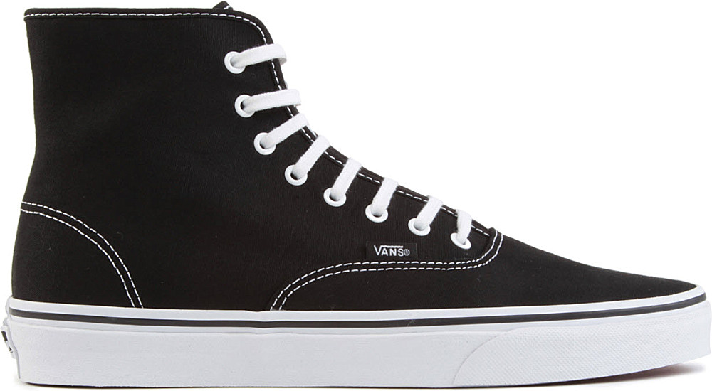 authentic vans white high tops