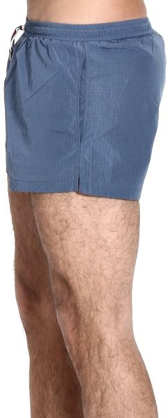 Gucci Swimwear Nylon Boxer In Blue For Men Avion Lyst