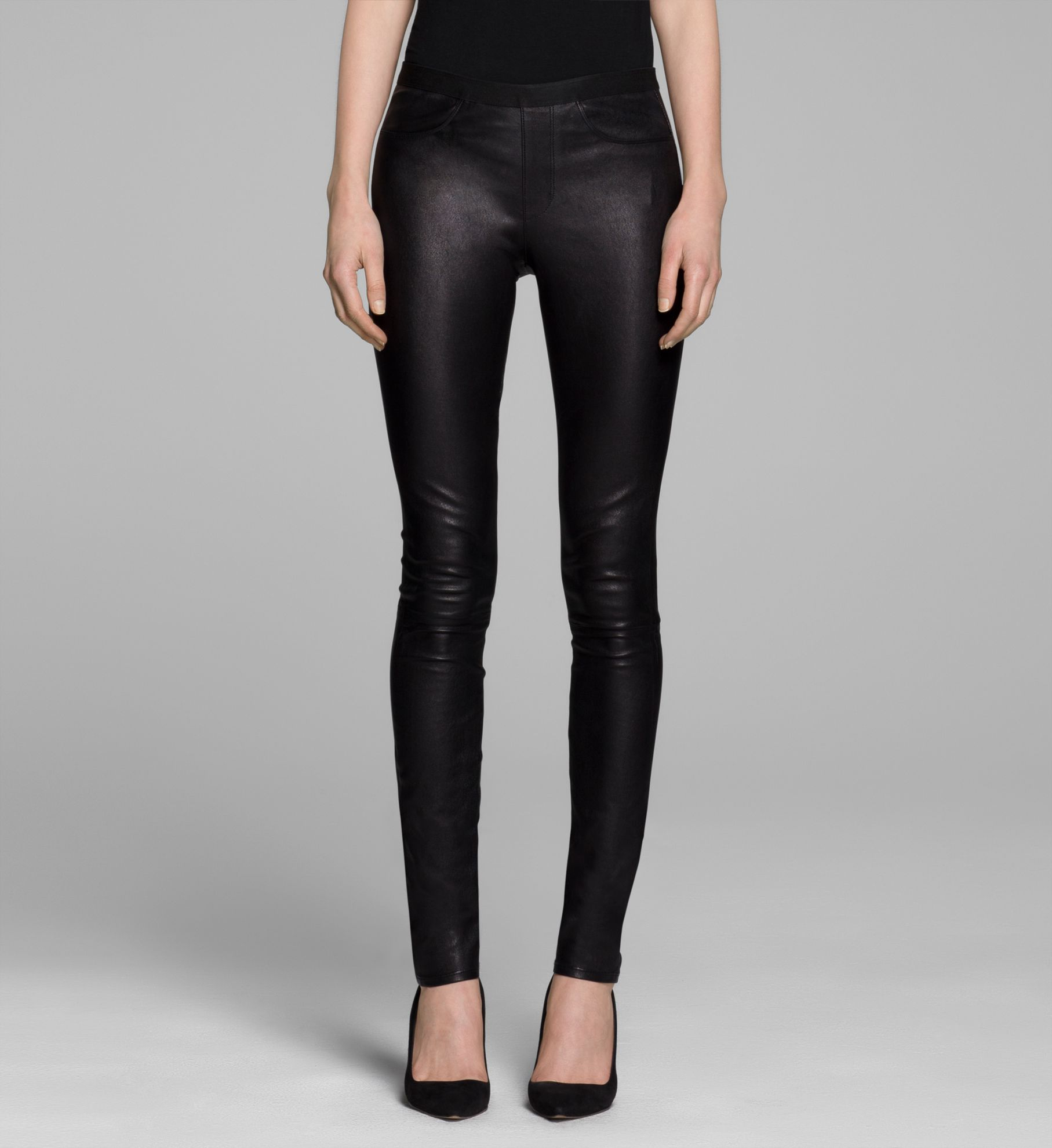 Find stretch leather leggings at ShopStyle. Shop the latest collection of stretch leather leggings from the most popular stores - all in one place.