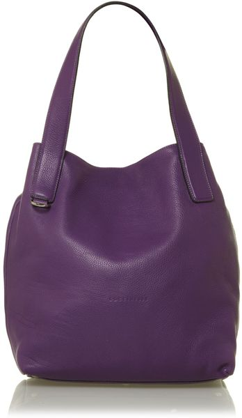 Coccinelle Mila Hobo Bag in Purple