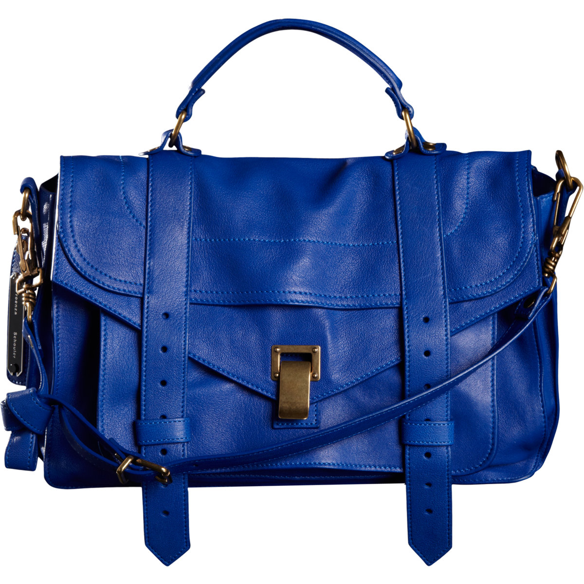 Cheap Price Buy Discount PS1+ Medium - Blue Proenza Schouler Cheap Comfortable Outlet Real Good Selling For Sale Free Shipping Latest EJnHDiS2