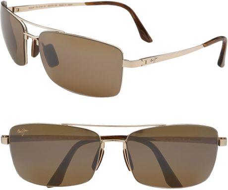 40c4862d9c9 Chloe Square Aviator Sunglasses