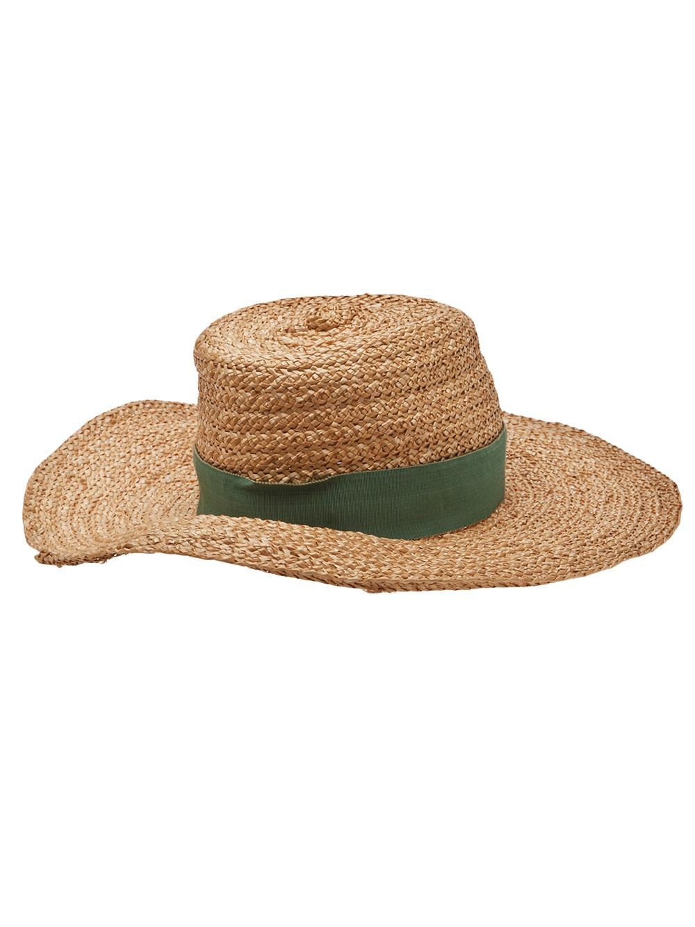 Reinhard Plank Donna Florentine Hat in Natural - Lyst 7310b75f0039