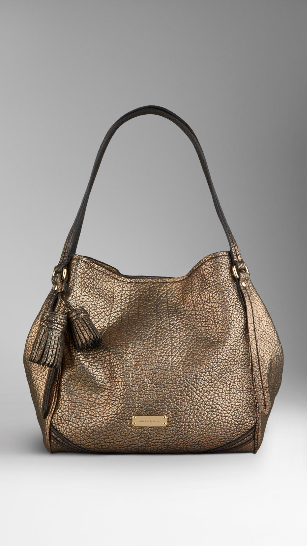 Burberry Tote Gold