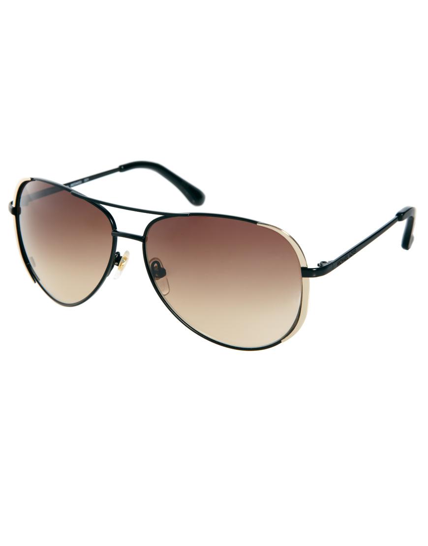 Michael Kors Sicily Sunglasses  michael kors sicily sunglasses in brown for men lyst