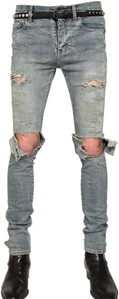 Harry Styles wears Stretch Denim (Jeans )