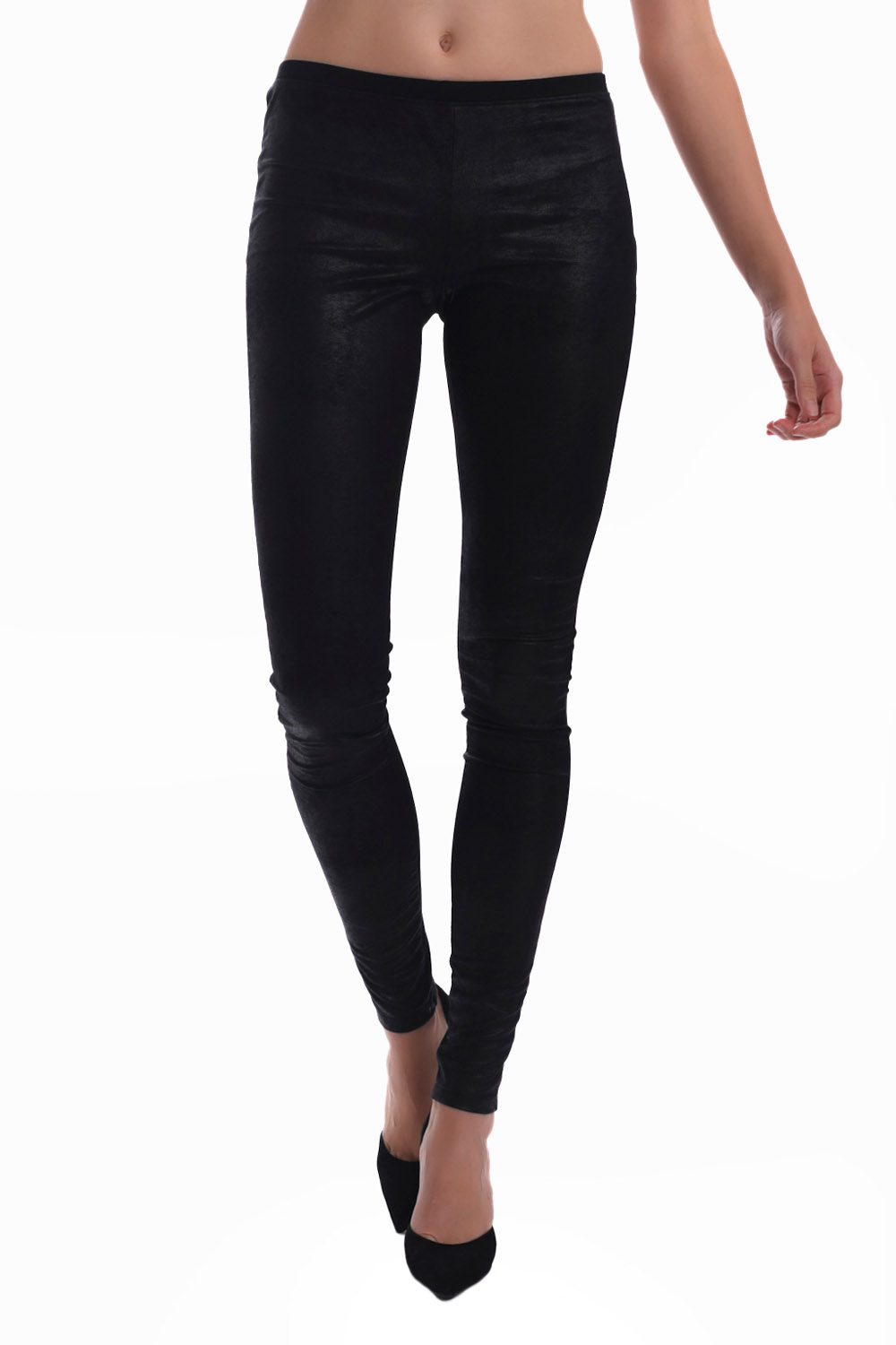 Vpl Spindle Pants In Black Lyst