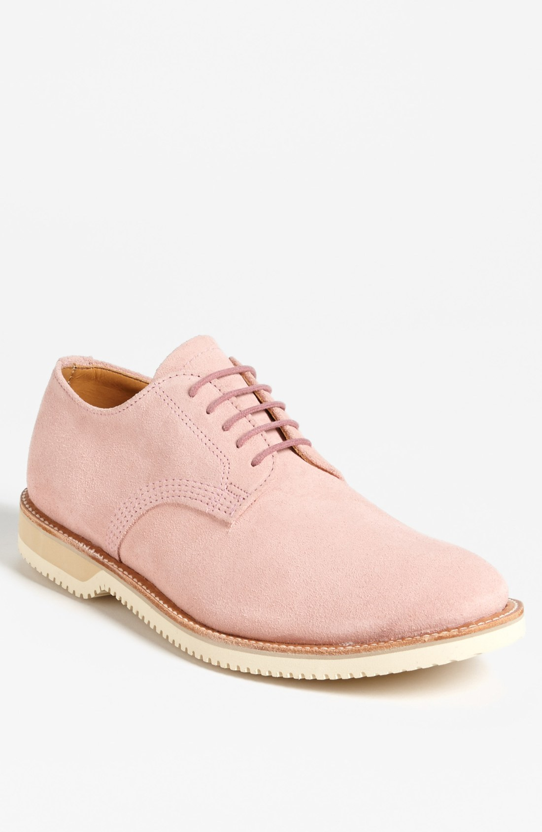 Walk-over Chase Oxford In Pink For Men | Lyst