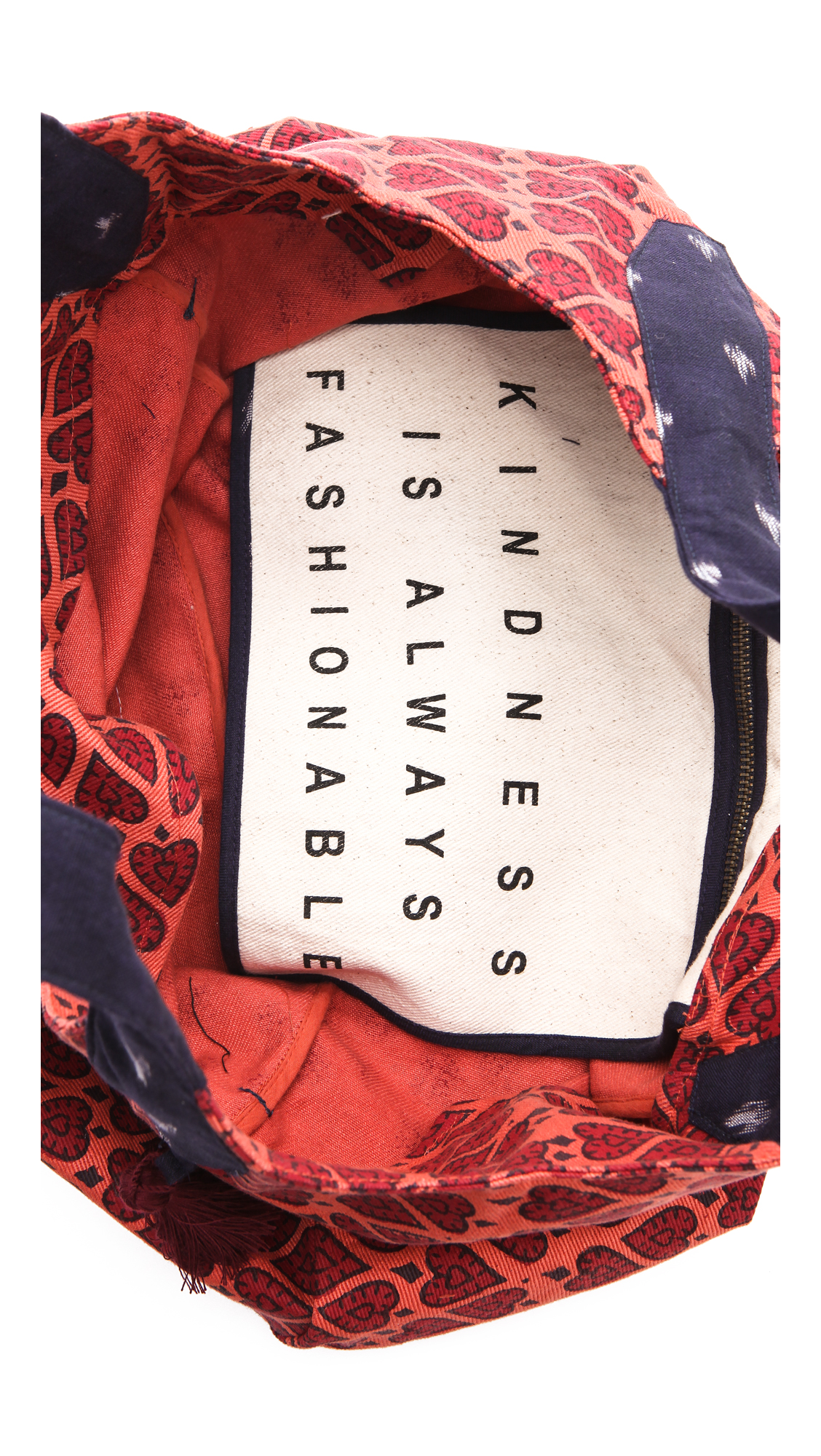 rachel roy limited edition feed india tote bag in red lyst