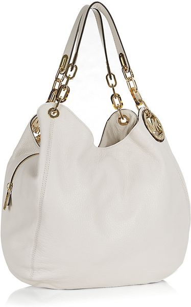 Clearance Michael Kors Fulton Shoulder - Bags Michael By Michael Kors Fulton Shoulder Tote Gold
