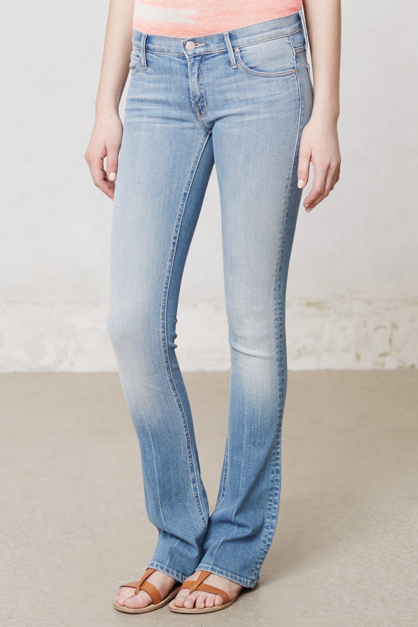Runaway skinny flare jeans