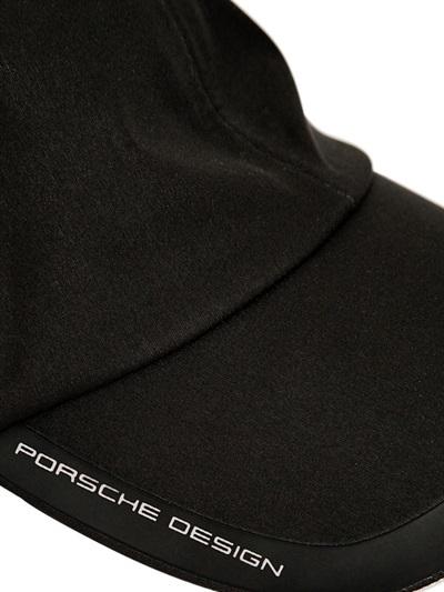 38534b5394b18 Lyst - Porsche Design Tech Cap Waterproof Heat Sealed Hat in Black ...