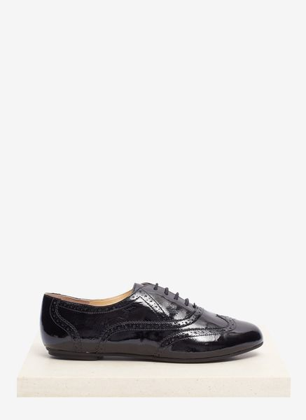 cole haan tompkins oxford shoes in black lyst