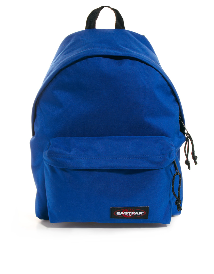 Eastpak Pakr Backpack in Blue for Men | Lyst