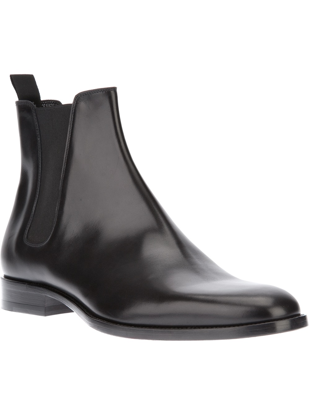 excellent online Yves Saint Laurent Leather Ankle Boots buy cheap popular official online eEKtY9m