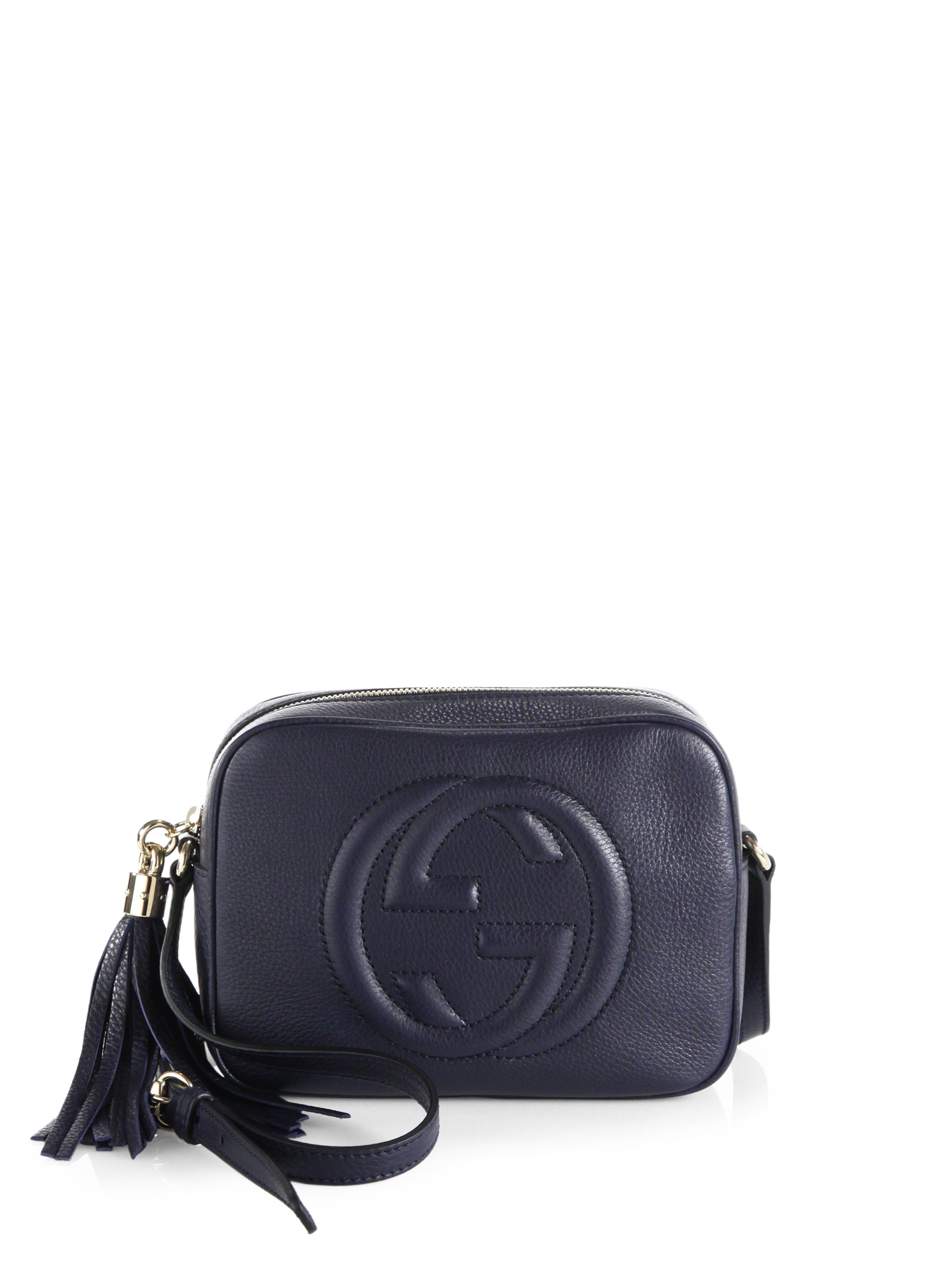 Gallery Previously Sold At Saks Fifth Avenue Women S Gucci Soho Bag