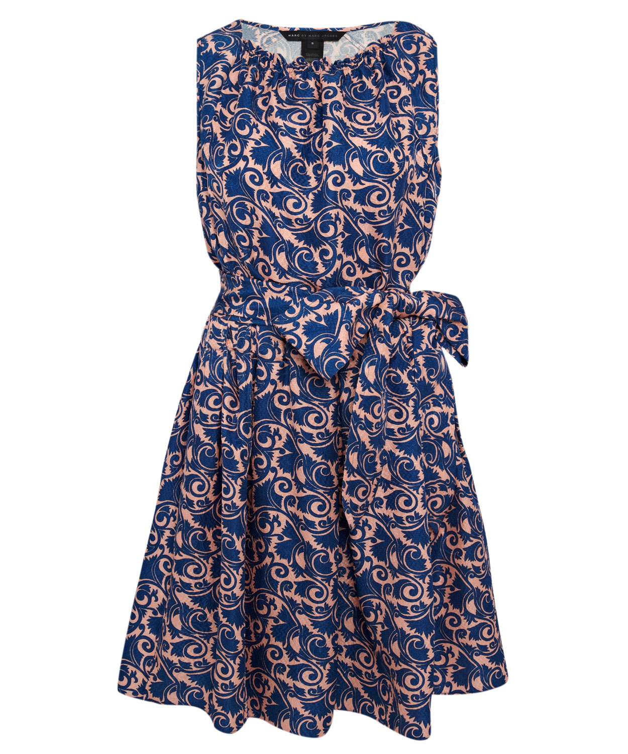 Marc by marc jacobs navy blue dress